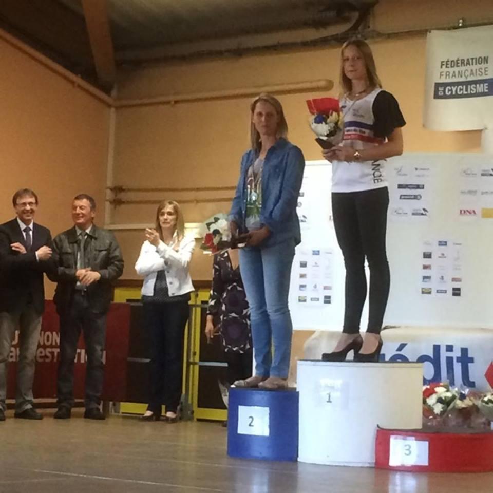 Championne de france!!